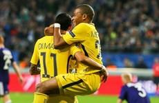 PSG tiếp tục phô trương sức mạnh bằng chiến thắng vùi dập