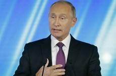Tổng thống Nga Putin muốn tăng cường quan hệ với Saudi Arabia