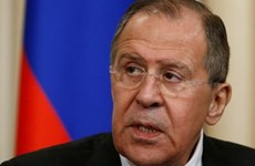 Ngoại trưởng Nga: Cần ngăn phần tử khủng bố chạy sang nước khác
