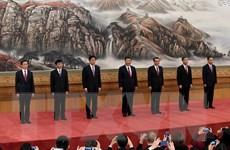 Tổng Bí thư Trung Quốc Tập Cận Bình gặp mặt báo giới sau đại hội