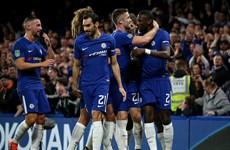 Chelsea chật vật vào tứ kết, Tottenham thua sốc trước đại chiến