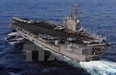 'Tàu sân bay Mỹ có thể tấn công phủ đầu nhằm vào Triều Tiên'