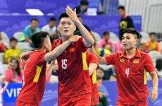 Tuyển Futsal Việt Nam thắng hủy diệt 24-0, thiết lập kỷ lục mới