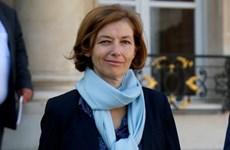 Bộ trưởng Quốc phòng Pháp Florence Parly bắt đầu chuyến thăm UAE