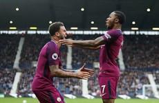 """Premier League: Man City lập kỷ lục, các """"ông lớn"""" đều thắng"""