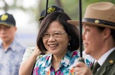 Bà Thái Anh Văn: Đài Loan sẽ tiếp tục tăng chi tiêu quân sự