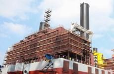 Trung Quốc thử nghiệm tàu lắp đặt tua bin gió lớn nhất ngoài khơi