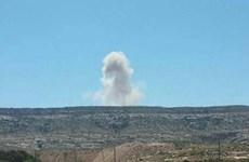 Không kích tại Đông Libya khiến hàng chục người thương vong