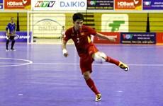 Tuyển Futsal Việt Nam thua đậm Malaysia ở trận cầu có 3 thẻ đỏ