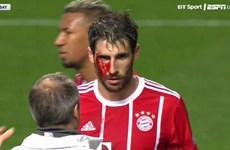"""Cận cảnh Bayern Munich """"đổ máu"""" giành vé vào vòng knock-out"""