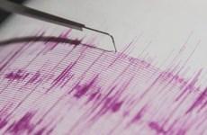 Động đất có cường độ mạnh 7 độ Richter xảy ra gần New Caledonia