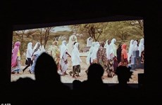 Hệ thống rạp chiếu phim tại châu Phi hồi sinh nhờ công nghệ số