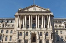BoE quyết định nâng lãi suất lần đầu tiên trong một thập kỷ qua