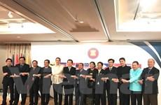 Đại sứ các nước ASEAN ở Hàn Quốc kỷ niệm 50 năm ngày thành lập khối