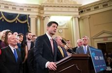Mỹ: Phe Cộng hòa đề xuất một dự luật cải cách thuế sâu rộng