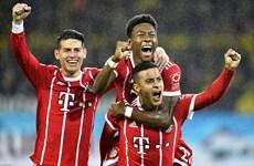 Bayern vùi dập Dortmund ngay tại thánh địa Signal Iduna Park