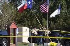 [Video] Ít nhất 27 người chết trong vụ nổ súng ở bang Texas