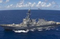 Lực lượng vũ trang Mỹ và Brunei bắt đầu tập trận CARAT lần thứ 23