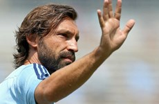 Nhìn lại những khoảnh khắc đáng nhớ trong sự nghiệp của Pirlo