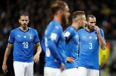 """Đội tuyển Italy đối mặt với """"kịch bản tồi tệ"""" cách đây 60 năm"""