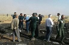 Iran: Rơi chiến đấu cơ trong khi huấn luyện, một phi công tử nạn