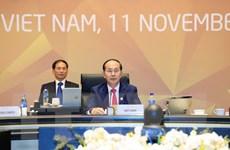 Hội nghị các nhà lãnh đạo kinh tế APEC thông qua Tuyên bố Đà Nẵng