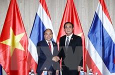 Đưa quan hệ đối tác chiến lược Việt Nam-Thái Lan đi vào chiều sâu