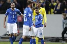 Italy trước lượt về play-off World Cup: Sau lưng là vực thẳm