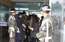 Hàn Quốc bắt công dân Mỹ vượt giới tuyến vào Triều Tiên trái phép