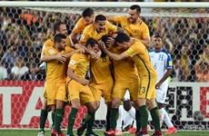 Australia giành tấm vé thứ 31 tham dự VCK World Cup 2018