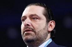 Thủ tướng Liban sẽ thăm Pháp trước khi chính thức nộp đơn từ chức