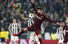 Kết quả Champions League: Thêm 2 đội vào vòng 1/8, M.U lỡ nhịp