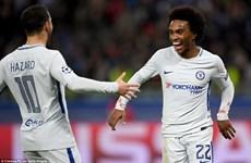 Cận cảnh Chelsea giành chiến thắng vùi dập, giành vé vào vòng 1/8