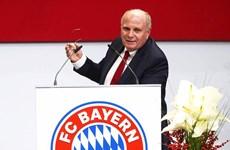 Chủ tịch Uli Hoeness: Bayern 'đang trong tình trạng tuyệt vời'