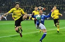 """Dortmund trải qua """"đêm kinh hoàng,"""" Bayern Munich đứt mạch thắng"""