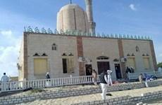 Ai Cập: Thương vong ở vụ tấn công vào đền thờ Hồi giáo gia tăng