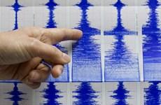 Động đất xảy ra tại nhiều nước trên thế giới trong ngày 1/12