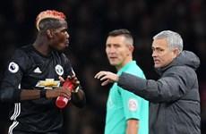 M.U-Man City: Mourinho xoay sở thế nào với bài toán Paul Pogba?