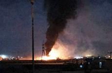 Lực lượng phòng không Syria đã bắn hạ 3 tên lửa của Israel
