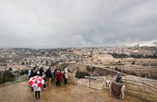 Nga và Liên minh châu Âu lo ngại sâu sắc về vấn đề Jerusalem