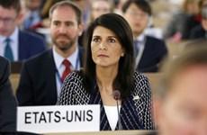 Mỹ khẳng định không đứng về phe nào trong tranh chấp ở Đông Jerusalem