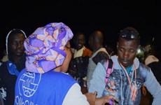 Tổ chức Di cư quốc tế hỗ trợ hồi hương người nhập cư ở Libya
