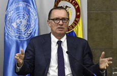 LHQ kêu gọi giải pháp ngoại giao cho Bán đảo Triều Tiên