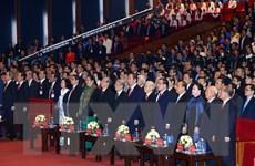 [Photo] Toàn cảnh Lễ khai mạc Đại hội Đoàn toàn quốc lần thứ XI