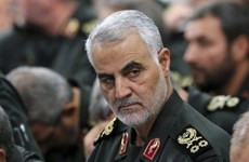 IRGC hoàn toàn ủng hộ các phong trào kháng chiến Palestine
