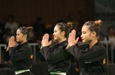 Đoàn Việt Nam bất ngờ giành lại vị trí thứ 3 tại SEA Games 29