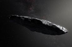 Phát hiện vật thể hình điếu xì gà khổng lồ bay ngang qua Trái Đất