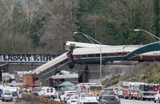 Hé lộ nguyên nhân vụ tai nạn đường sắt nghiêm trọng ở Mỹ