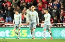 Đội bóng hạng nhất Bristol biến Manchester United thành cựu vương