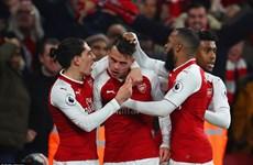 Arsenal và Liverpool chia điểm sau màn rượt đuổi 'siêu kịch tính'